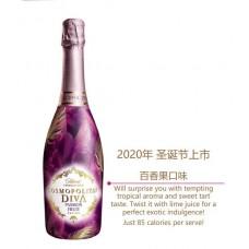 COSMOPOLITAN DIVA® Passion fruit fusion拉脱维亚都会女王(百香果味)起泡酒