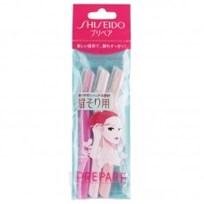 Shiseido资生堂 修眉刀 3支装