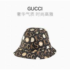 GUCCI古驰男女同款渔夫帽礼帽