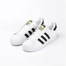 Adidas 三叶草金标贝壳头男女运动鞋 C77124/白色/43/双